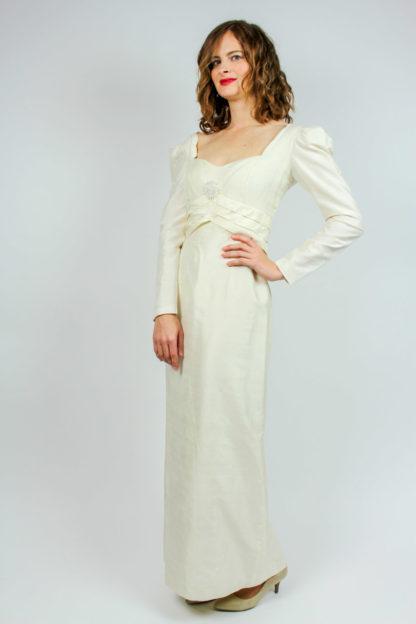 Hochzeitskleid lang