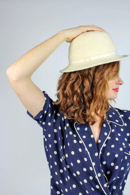 Hut mit Hutband