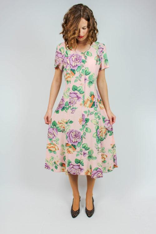 Kleid rosa Secondhand