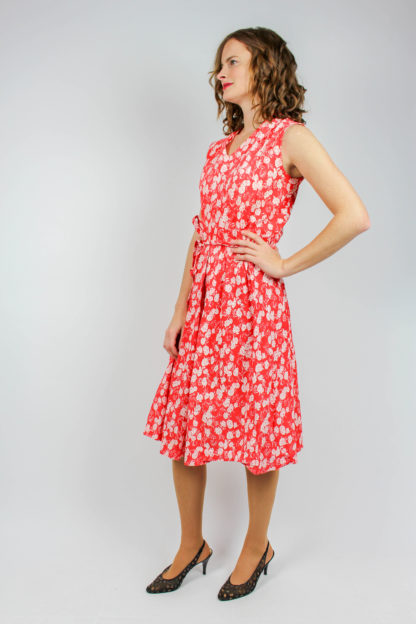Kleid rot Secondhand