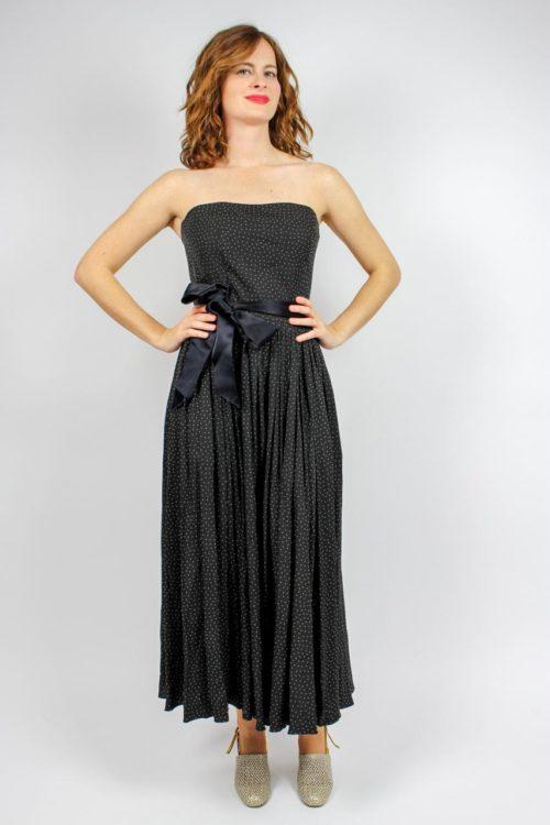 Kleid schwarz Ralph Lauren