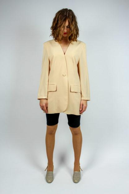 Vintage Blazer beige