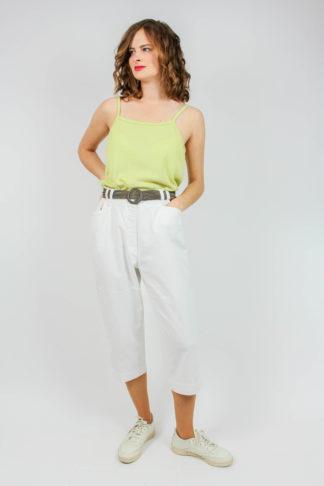 Vintage Hose weiß