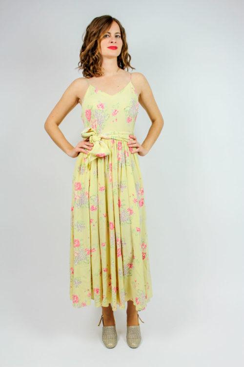 Vintage Kleid Ralph Lauren