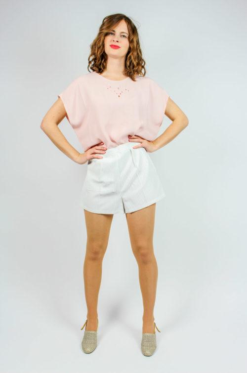 Vintage Shirt rosa