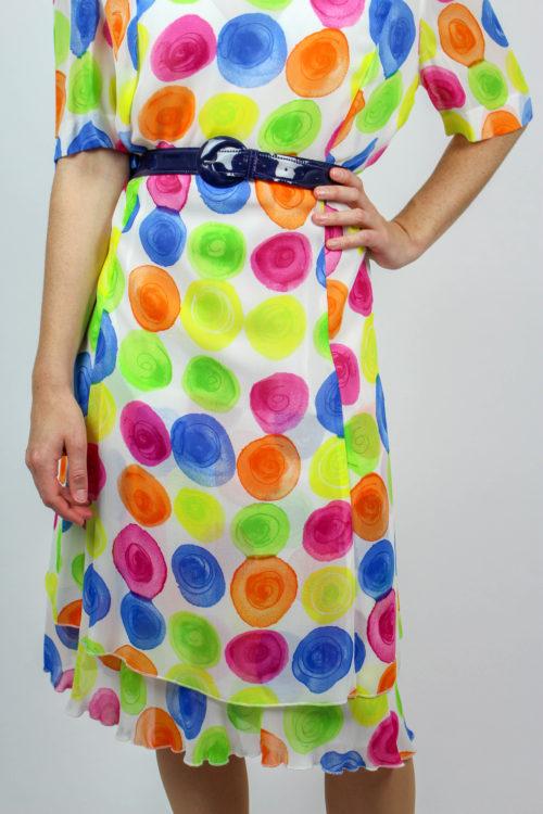 Kleid bunt Givenchy