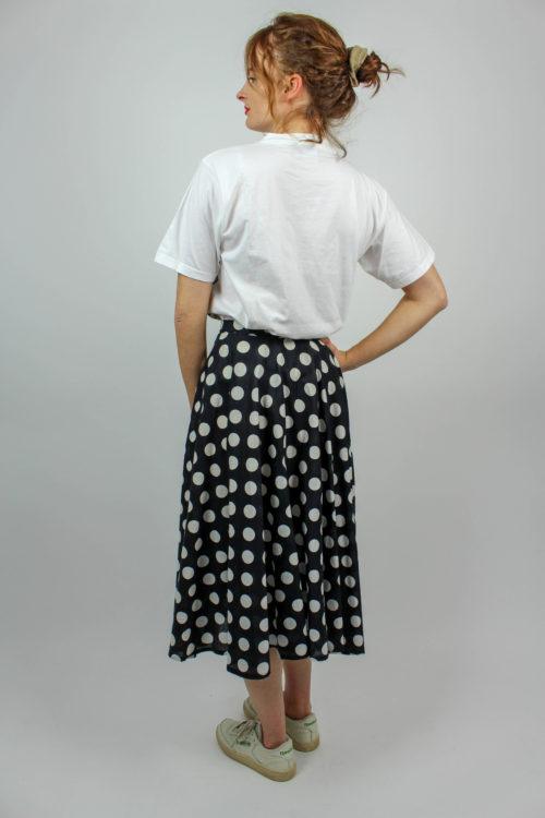 Punkterock schwarz weiß