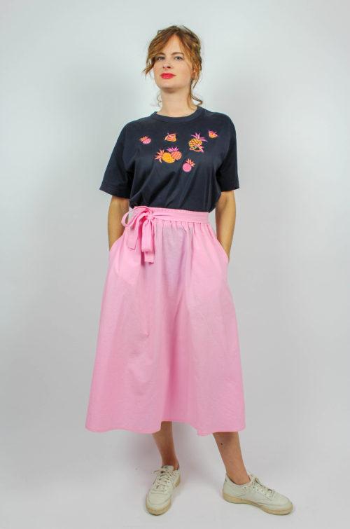 Vintage Rock rosa