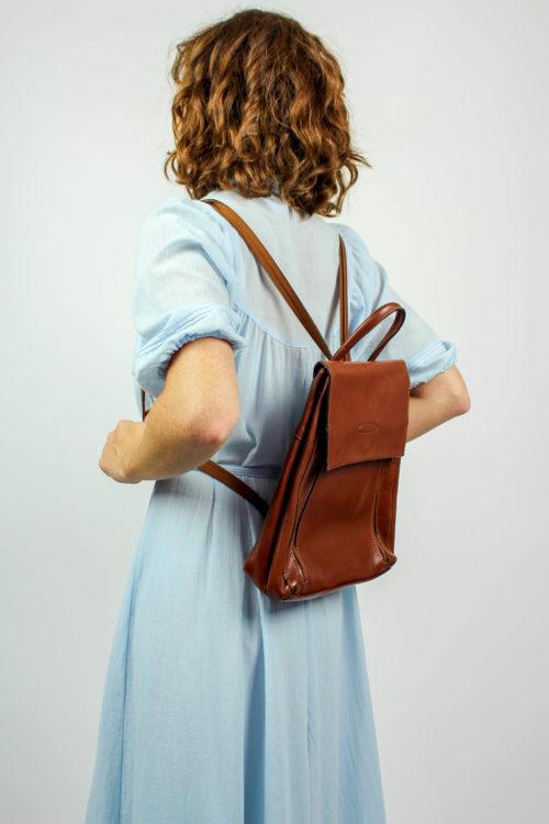 Blaues Kleid Secondhand