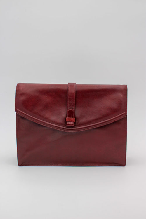 Damenhandtasche rot Secondhand