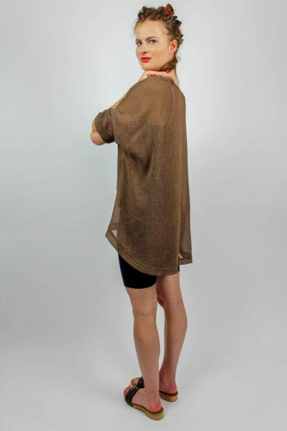 Damenshirt braun