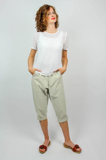 Shirt weiß transparend