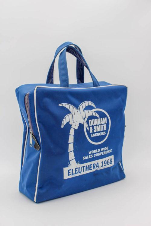 Tasche blau Secondhand