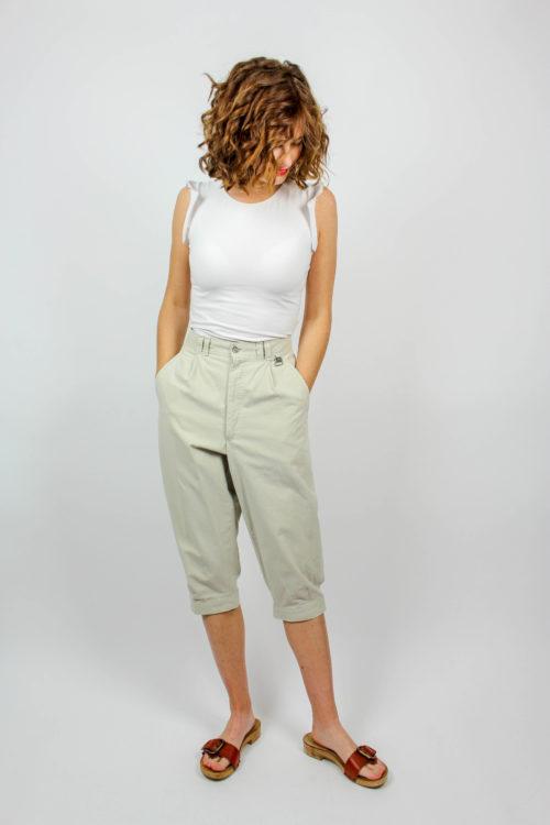 Vintage Culotte beige