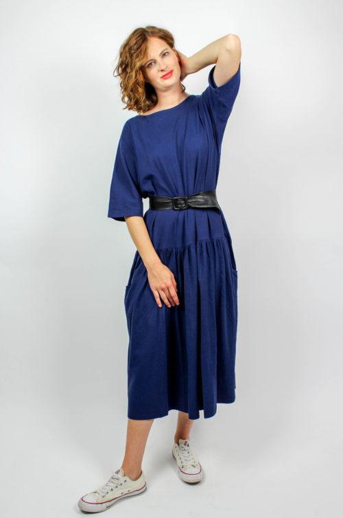 Vintage Designerkleid Kirsten Lundbergh