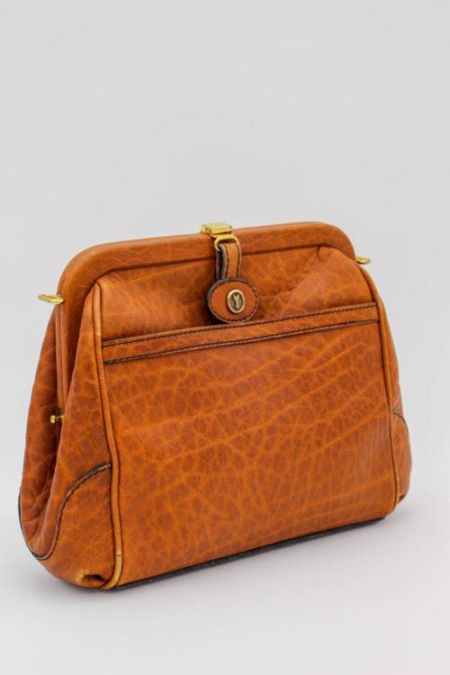 Vintage Handtasche Goldpfeil