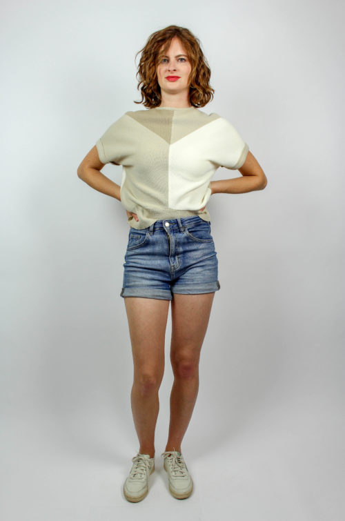 Vintage Shirt beige