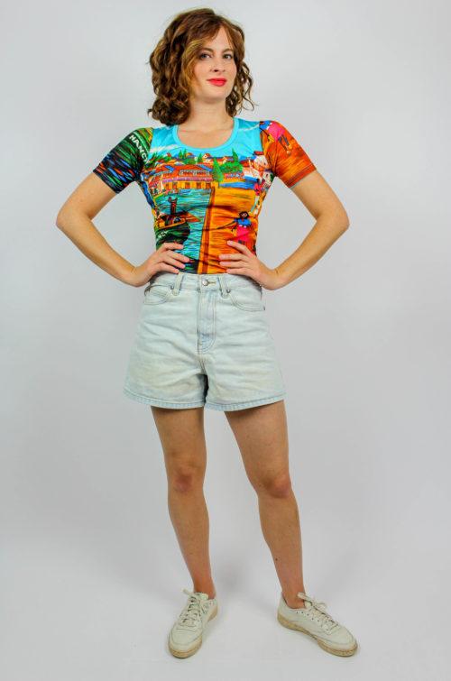 Vintage Shirt bunt