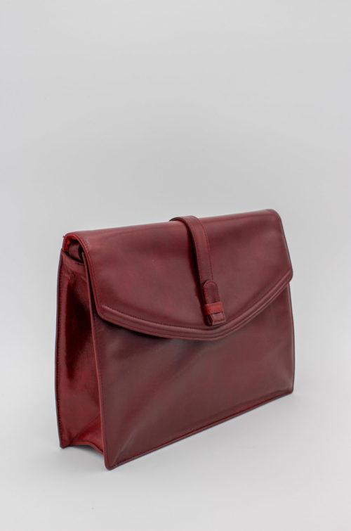 Vintage Tasche rot