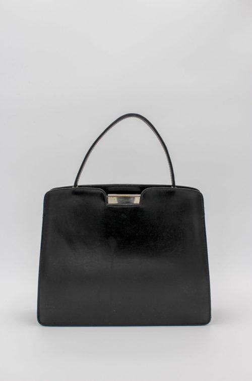 Vintage Tasche schwarz Lancel