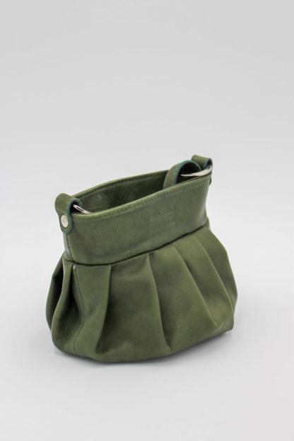 Beuteltasche grün