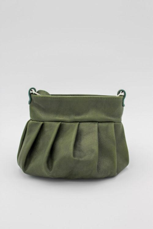 Handtasche grün Secondhand