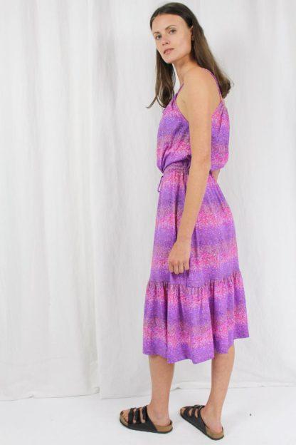 Streifen Kleid Secondhand