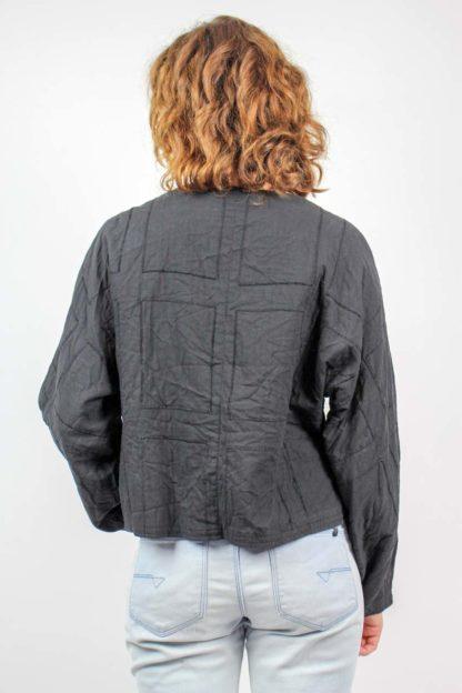 Jacke schwarz Secondhand