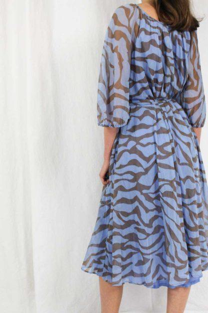 Designer Kleid Muster