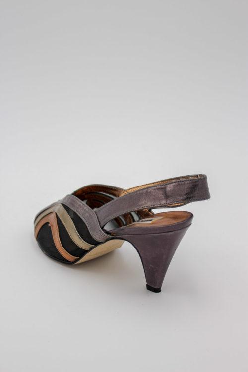 Sandalette mit Absatz