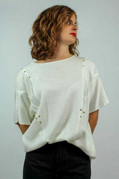 Shirt weiß Secondhand