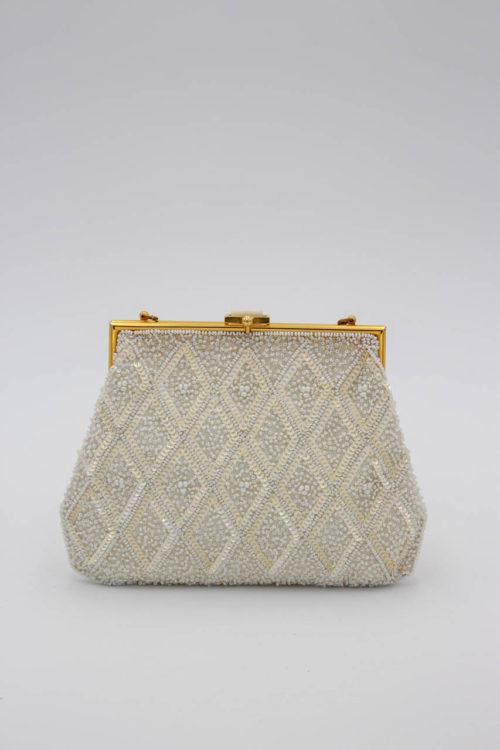Tasche weiß Secondhand