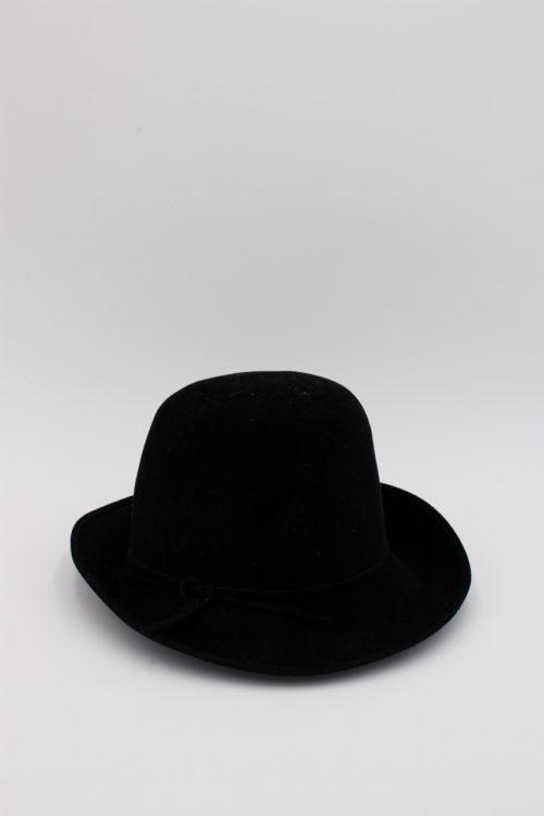Vintage Hut schwarz