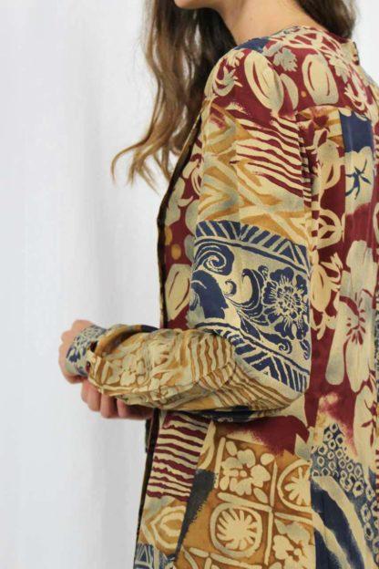 Boho Vintage Sommerkleid