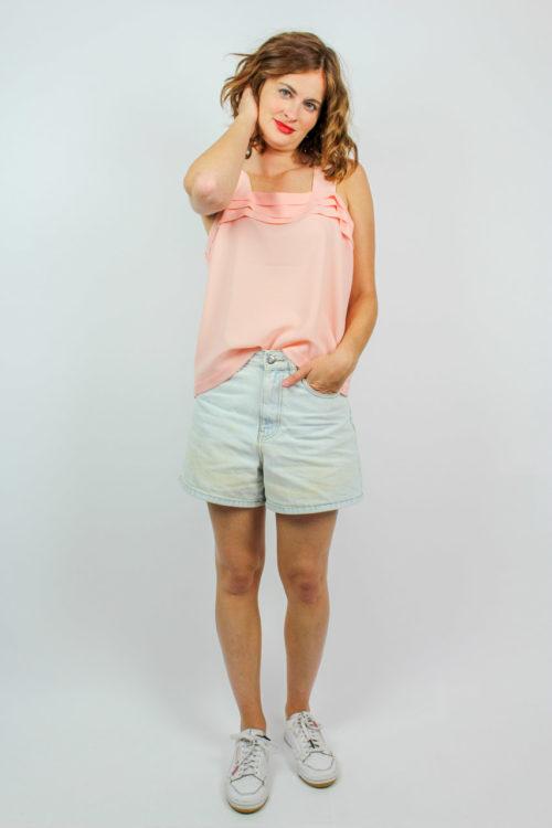 rosafarbenes Top
