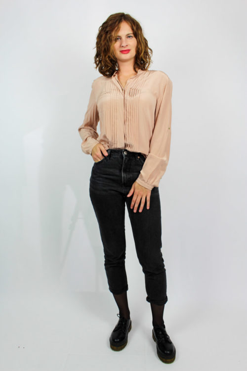 Bluse rosa Secondhand