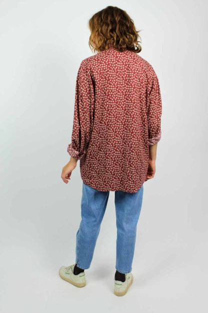 Bluse rot Secondhand