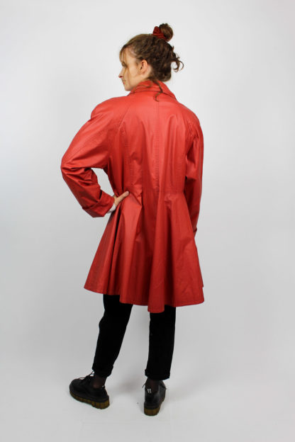 Damenjacke rot Secondhand