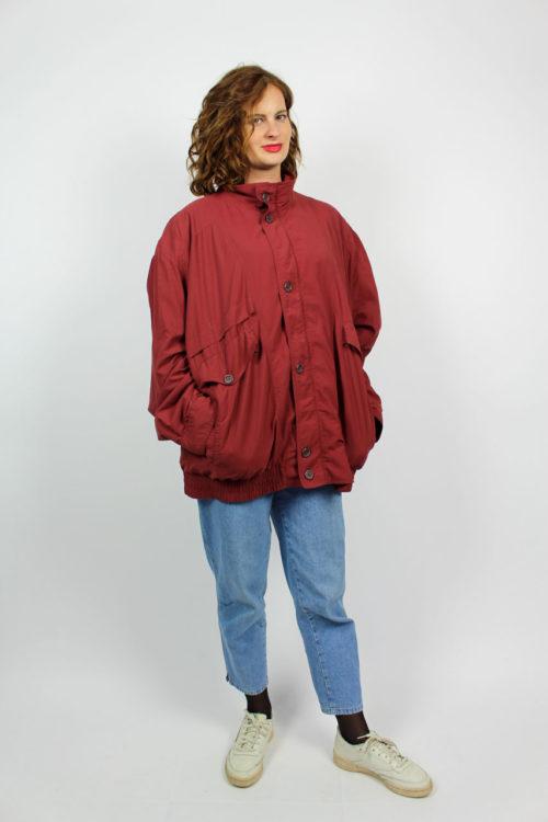 Damenjacke rot Secondhand