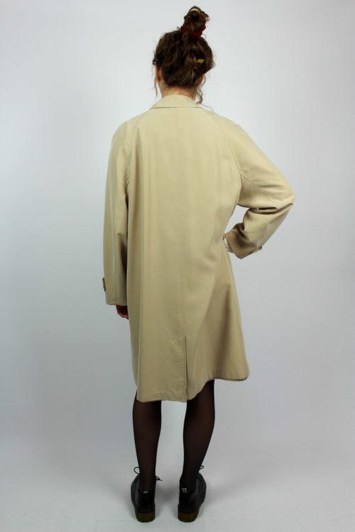 Mantel beige Secondhand