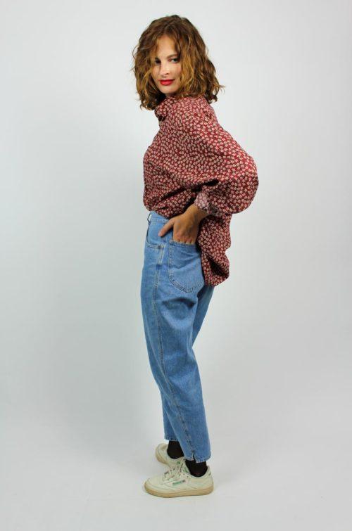 Vintage Bluse Hammerschmid