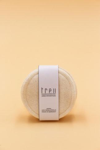 Abschminkpads aus Baumwolle