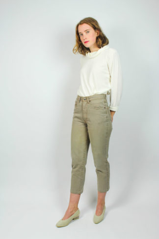 Damenjeans High Waist