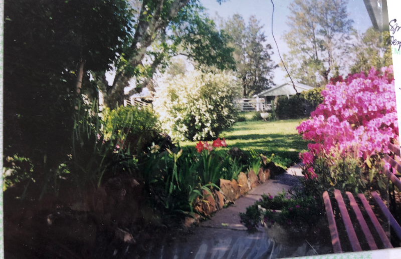 Merme Garten