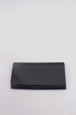 Vintage Clutch schwarz