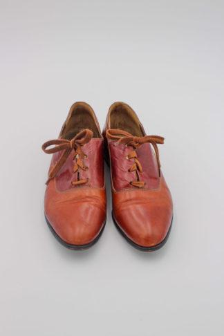 Vintage Schnürschuhe