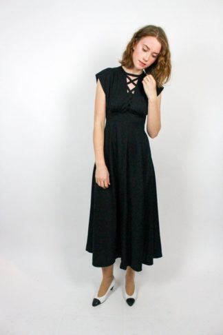 Vintage Abendkleid Yvette