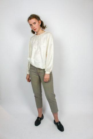 Vintage Bluse Damen