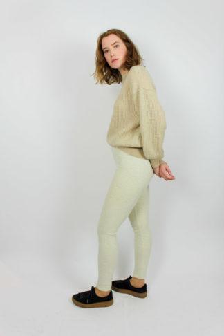 Vintage Legging creme