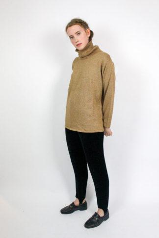 Vintage Pullover braun